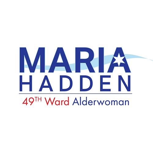 Alderman Maria Haddon logo