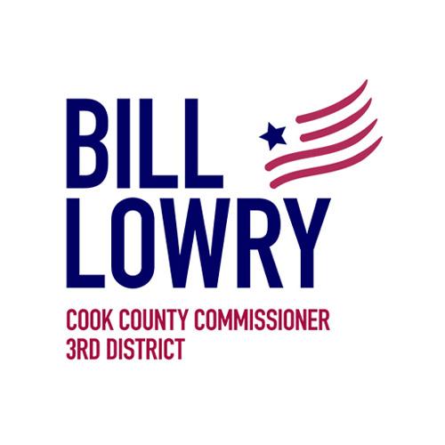 Com_. Bill Lowry Logo